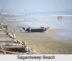 Sagardweep Beach, West Bengal