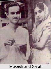 Mukesh , Indian Movie Singer