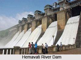 Kaveri River Basin