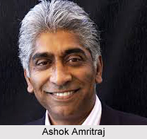Ashok Amritraj, Former Indian Tennis Player