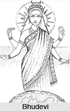 Bhudevi, Earth