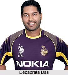 Debabrata Das, Indian Cricket Player
