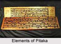 Elements of Individuality, Buddhist Philosophy