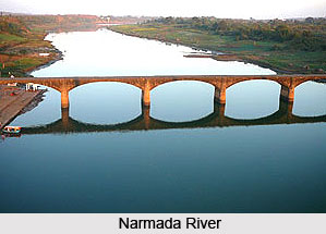 Geography of Narmada, Indian River