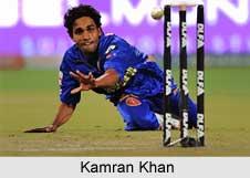 Kamran Khan, Indian Cricket Player