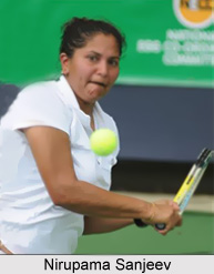 Nirupama Sanjeev, Indian Tennis Player