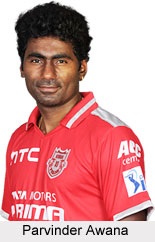 Parvinder Awana, Indian Cricket Player