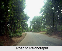 Rajendrapur, North 24 Parganas District, West Bengal