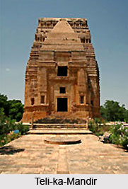 Teli-ka-Mandir, Gwalior, Madhya Pradesh