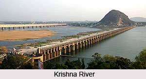 Tributaries Of River Krishna, Indian River