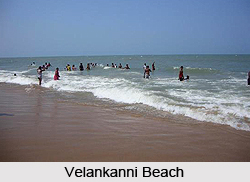 Velankanni Beach, Nagapattinam District, Tamil Nadu