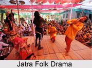 Jatra, Bengali Folk Drama