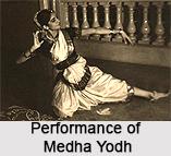 Medha Yodh, Indian Bharatanatyam Dancer