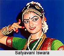 Satyavani Iswara,  Indian Dancer