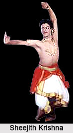 Sheejith Krishna , Indian Dancer