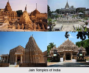 Jain Sculptures of India