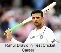 Rahul Dravid, Indian Cricket Player