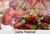 Garia Festival, Indian Tribal Festival