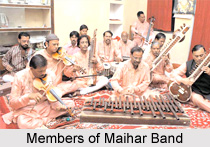 Maihar Band, Indian Band