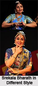 Srekala Bharath , Bharatnatyam Dancer