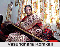 Vasundhara Komkali, Indian Classical Vocalist
