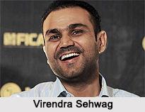 Virender Sehwag, Indian Cricket Player