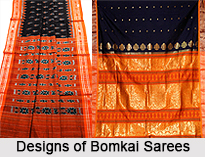 Bomkai Sarees, Sarees of East India