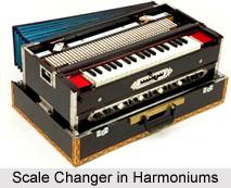 Types of Harmonium