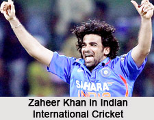 Zaheer Khan, Indian Cricket Player