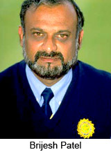 Brijesh Patel, Indian Cricket Player
