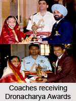 Dronacharya Awards, Indian Sports Awards