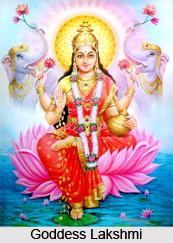 Early history of Goddess Lakshmi