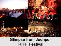 Jodhpur RIFF Festival, Indian Music Festival