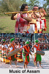 Music of Assam