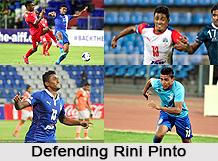 Rino Anto, Indian Football Player