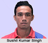 Sushil Kumar Singh, Indian Football Player