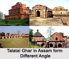 Talatal Ghar, Assam