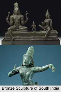 South Indian Bronze Sculpture