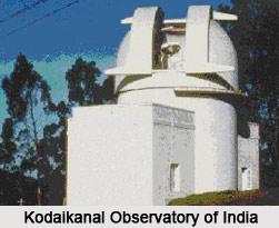 Kodaikanal Solar Observatory, Tamil Nadu
