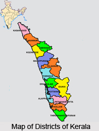 Districts of Kerala