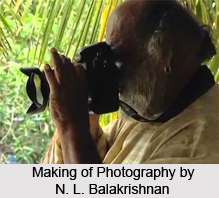 N. L. Balakrishnan, Indian Photographer