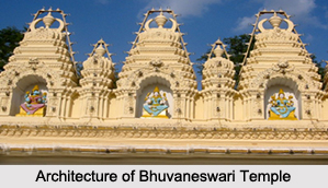 Architecture of Sri Bhuvarasvami Temple, Srimushnam, Cuddalore