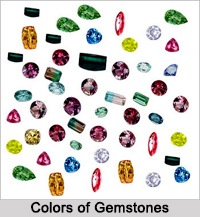 Colors of Gemstones