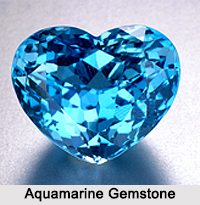 Curing ability Of Aquamarine  Gemstone