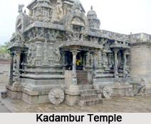 Kadambur Temple, near Mannargudi, Tamilnadu