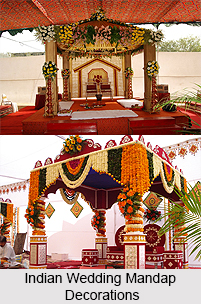Mandap Decorations, Indian Wedding
