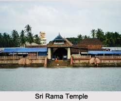 Sri Rama Temple of Triprayar, Kerela