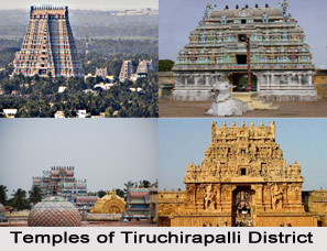 Temples of Tiruchirapalli District, Tamil Nadu