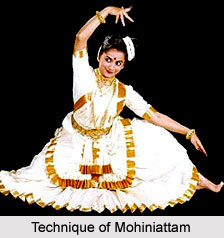 Mohiniattam Dance Technique