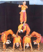 Gotipua dance